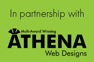 In Partnership with Athena Web Designs