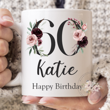 MILESTONE AGE MUGS - ALL AGES - PERSONALISED