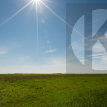 The rolling Cotswold countryside - digital high res photo file