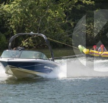 Watersports in Cotswold Water Park - digital high res photo file