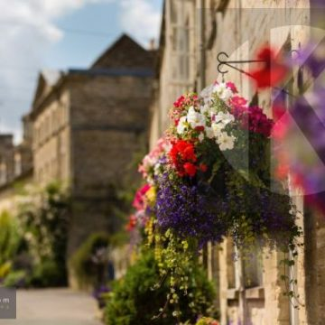 Cecily Hill in The Cotswolds, Cirencester - digital high res photo file