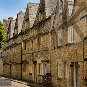 Cirencester Coxwell Street - digital high res photo file