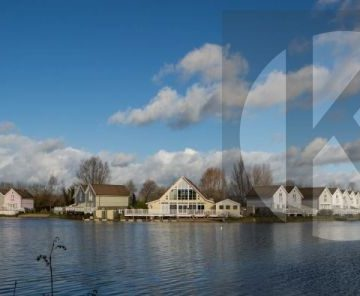 The Cotswold Water Park, Spring Lake - digital high res photo file