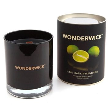 Lime, Basil and Mandarin Candle