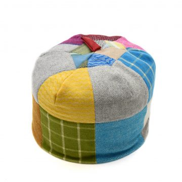 Wool Bean Bags And Pouffes