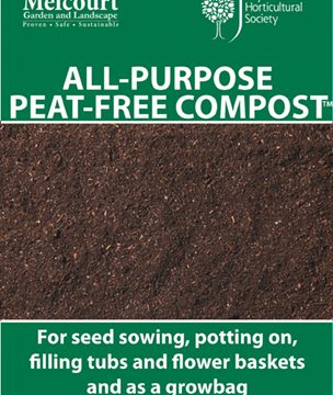 50 litre All-Pupose Peat-Free Compost