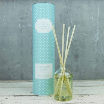 Parisian Cafe Country Candle Reed Diffuser