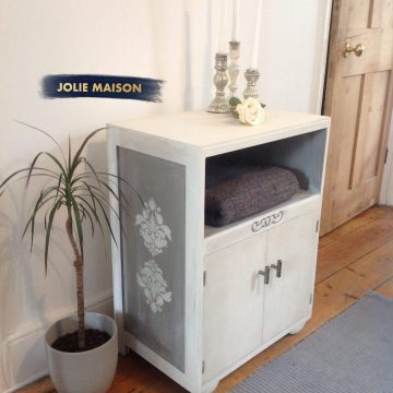 French Linen cabinet