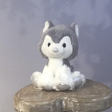 Husky Eco Friendly Recycled Plastic Bottle Soft Toy