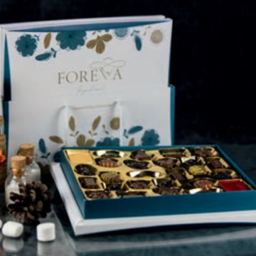 Luxury Foreva Chocolate Collection