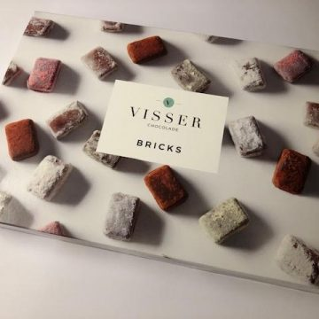 Visser Chocolate Bricks