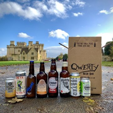 Best of the Cotswolds Craft Beer Selection