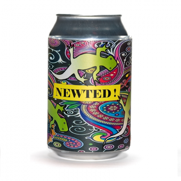 Newted Beer 5.0% – Case of 12