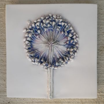 Allium Allure - Bespoke Botanical Wall Art