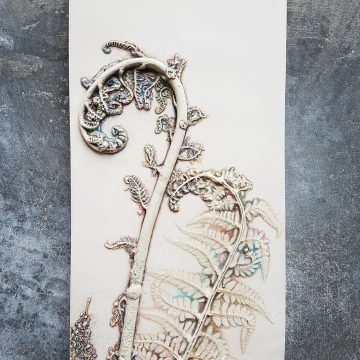 Fern Fossils - Bespoke Botanical Wall Art